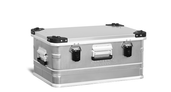 TDyn Aluminium Transport Box - Type 48